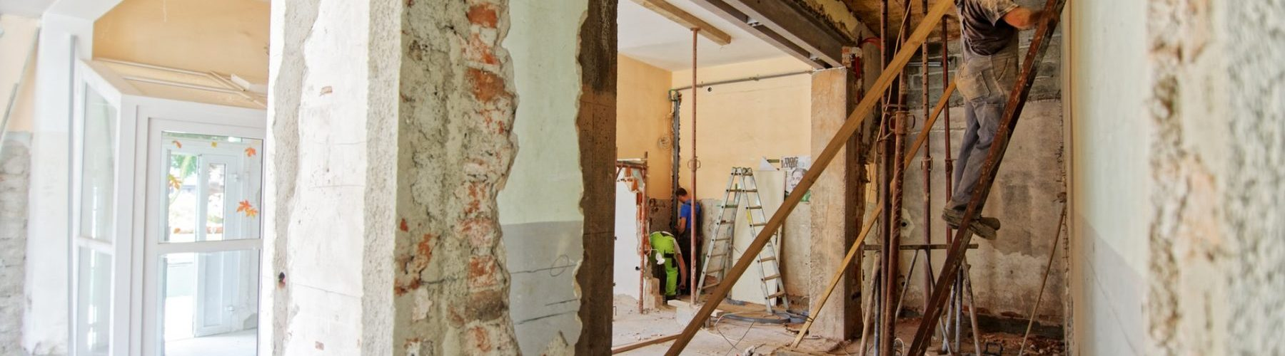 renovatie geurhinder